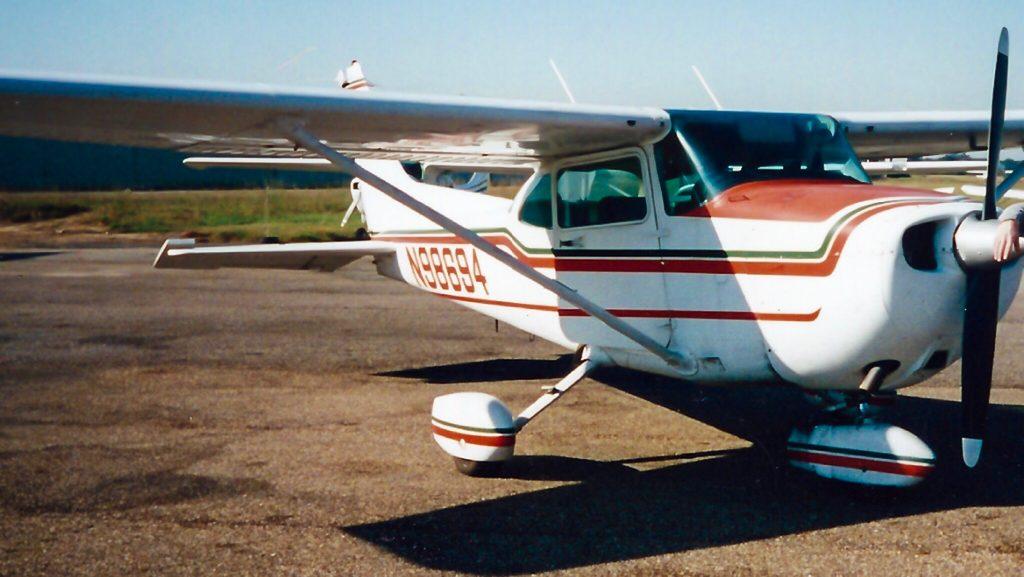 Skyhawk Heavy N98694